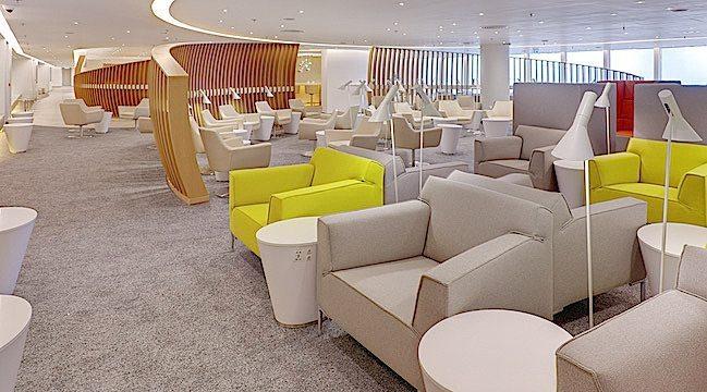 Sky Team Lounge Hong-Kong_22