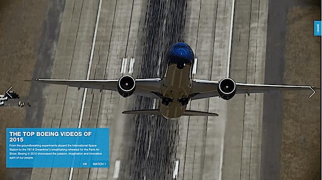 Top Boeing video 650