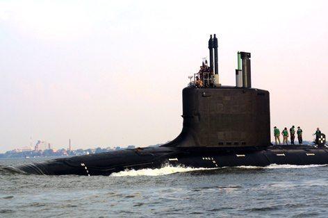 USS Virginia - SSN774 (foto Wikipedia)