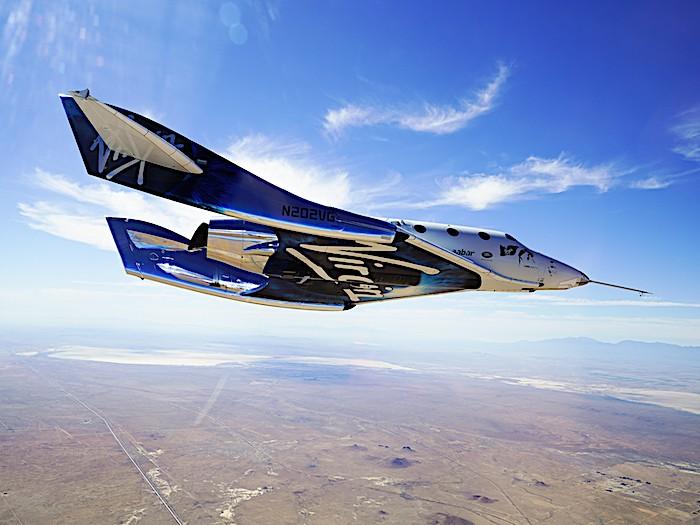 Spazio: rinviato volo suborbitale AM-CNR con Virgin Galactic
