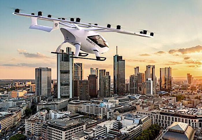 """Nasce """"Urban Blue"""", società per lo sviluppo internazionale della Urban Air Mobility (UAM)"""