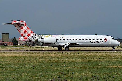 Volotea Boeing 717 2BL (foto commons WikiProjet Fabrizio Berni)