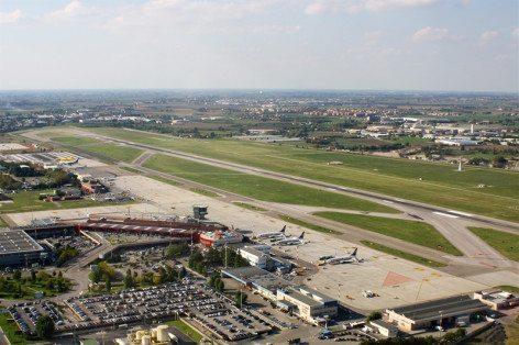 L'Aeroporto G.Marconi di Bologna