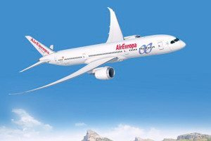 Air Europa 787-9 Artwork