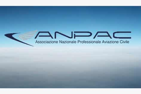 Il logo dell'ANPAC