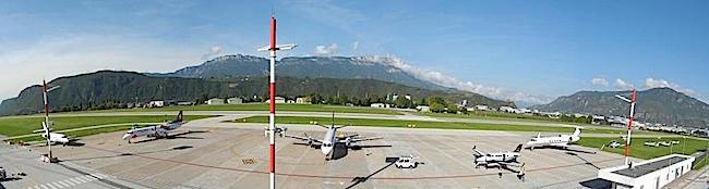 (c) Flughafen Bozen
