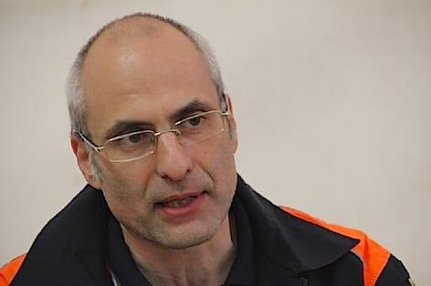 Il Capo Dipartimento della Protezione Civile Fabrizio Curcio