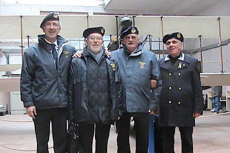da sx: Bartolotti, Ronconi, Molducci, Riccipetitoni