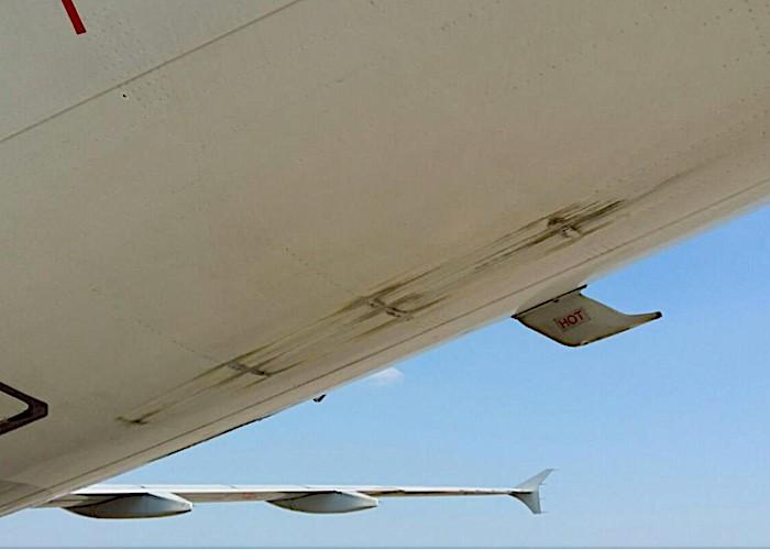 ANSV: relazione d'inchiesta per inconveniente grave all'Airbus A320-216 marche  EI-DTB