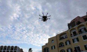 Calcio: tv; ecco droni,ma Sky vuole microcamere su arbitri