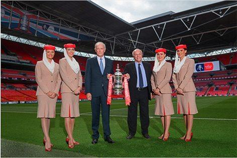 emirates FA calcio