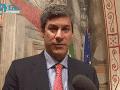 Il DG ENAC Alessio Quaranta (foto ENAC Channel)