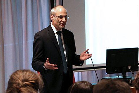 Il capo Dipartimento della Protezione Civile, ing. Fabrizio Curcio (foto Protezione Civile)