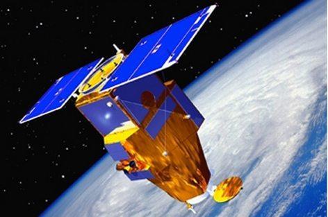 Il satellite Gokturk 1 (elaborazione grafaica Finmeccanica)