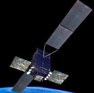 Il satellite Sicral 2 S (foto Finmeccanica)