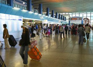 Aeroporto Leonardo da Vinci di Fiumicino (foto ADR)