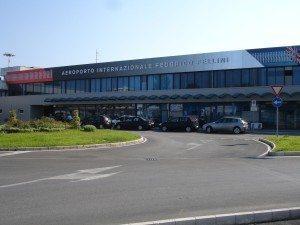 L'aeroporto di Rimini (foto Wiki)