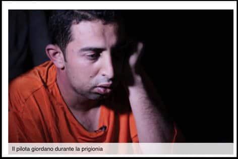 L'intervista rilasciata allo Stato Islamico dal pilota giordano prima di essere ucciso (da LINKIESTA)