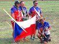 la nazionale ceca, 1a a squadre e pieno podio individuale