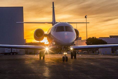 Il Cessna  Latitude (foto Cessna Aviation - Textron)