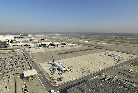 L'aeroporto di Milano - Malpensa (foto Gruppo SEA)