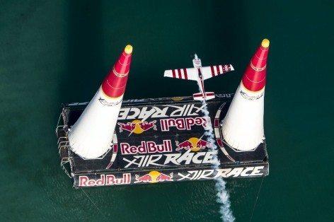 Paul Bonhomme vincitore ad Abu Dhabi (foto Red Bull)