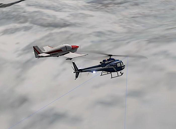 ANSV pubblica la relazione finale d'inchiesta sull'incidente aereo del 2019 sul ghiacciaio del Rutor