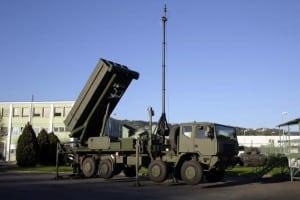 sistema missilistico SAMP T dell'EI;