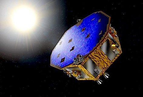 sonda LISA Pathfinder 472x