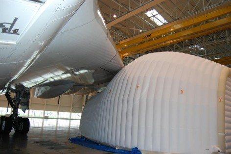 tenda 3 airbus