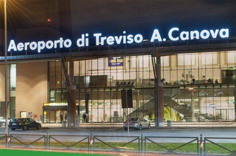 L'aeroporto di Treviso (foto Trevisoairport.it)